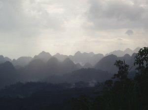 Bukit Barisan, the memory remain...